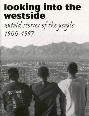 Looking into the westside